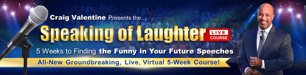 1st Annual Speaking of Laughter