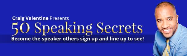 50 Speaking Secrets